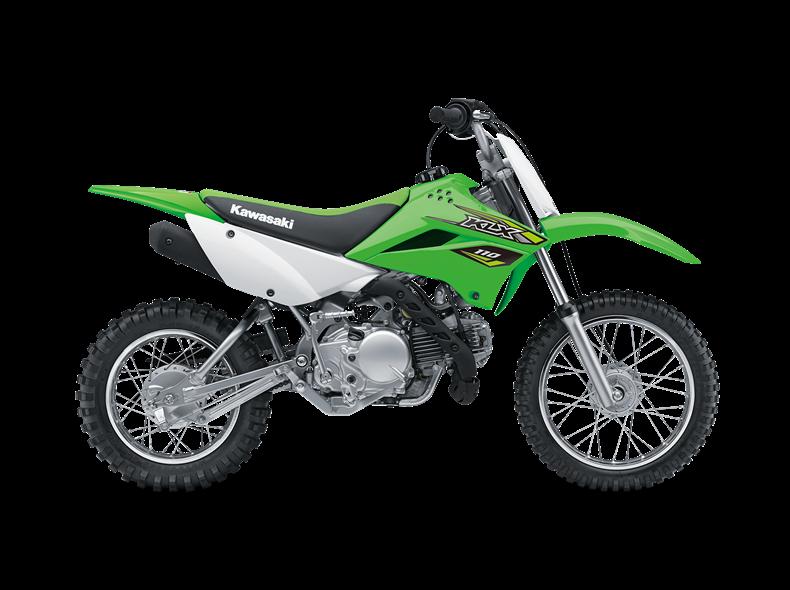 2018 Kawasaki KLX110 - Off Road